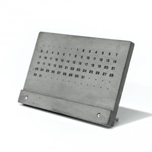 бетон календарь